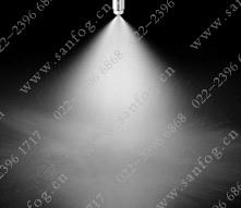 FA细水雾yzc888喷嘴喷雾效果